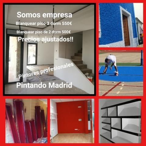 PINTANDO MADRID,  AJUSTAMOS PRECIOS - foto 1