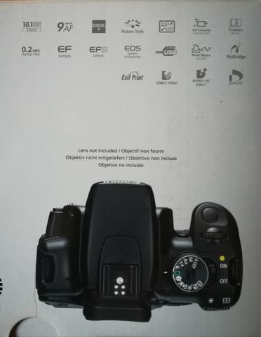 CÁMARA REFLEX DIGITAL CANON 400D EOS - foto 8