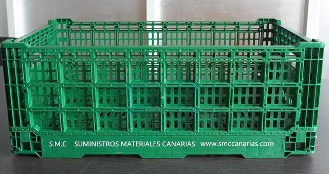 exuberante en diseño mejor lugar comprar baratas MIL ANUNCIOS.COM - Caja plastico apilable Segunda mano y ...