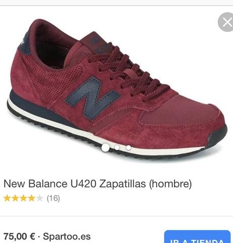 new balance hombre420