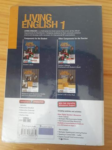 LIVING ENGLISH 1 (STUDENT´S BOOK) - foto 2