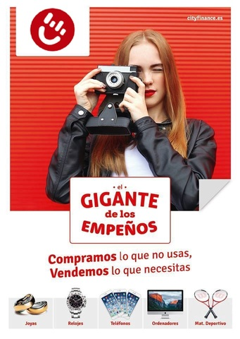 EL GIGANTE DE LOS EMPEÑOS MARBELLA - ORO - foto 1