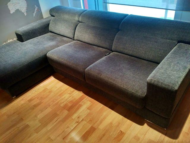 MIL ANUNCIOS.COM - Sofá chaise longue Kibuc impecable