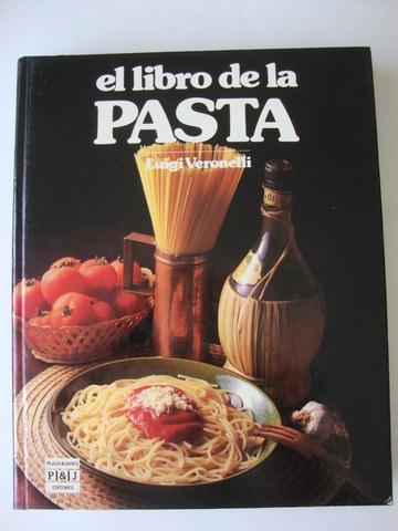 EL LIBRO DE LA PASTA  LUIGI VERONELLI - foto 1