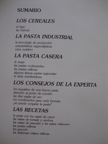 EL LIBRO DE LA PASTA  LUIGI VERONELLI - foto 3