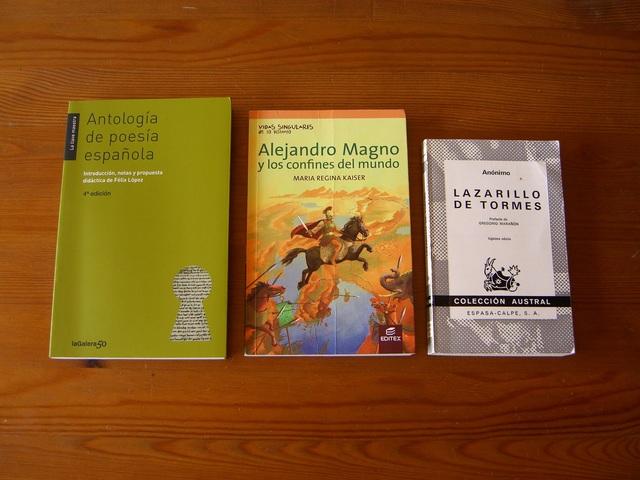 LIBROS DE LECTURA BACHILLERATO - foto 1