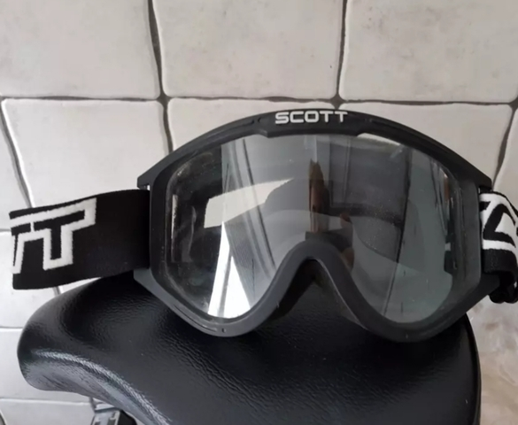 CASCO CROSS MT + GAFAS SCOOT - foto 3
