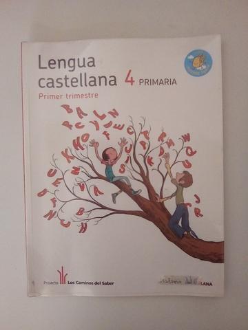 LIBROS DE LENGUA 4° PRIMARIA SANTILLANA - foto 1