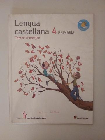 LIBROS DE LENGUA 4° PRIMARIA SANTILLANA - foto 3