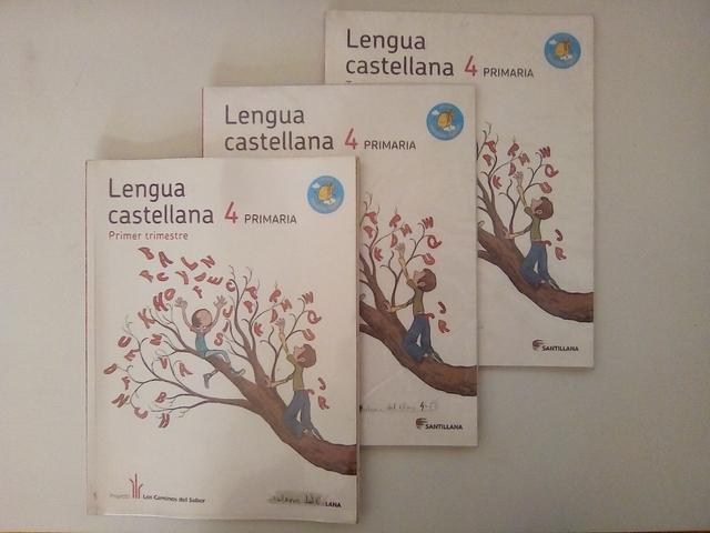 LIBROS DE LENGUA 4° PRIMARIA SANTILLANA - foto 4