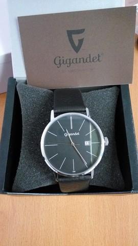 Negro Negro Gigandet Gigandet Color Color Reloj Reloj Bauhaus Reloj Bauhaus qMGVLSUpz
