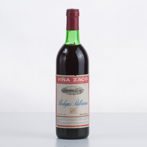 Vino De Colección Viña Zaco
