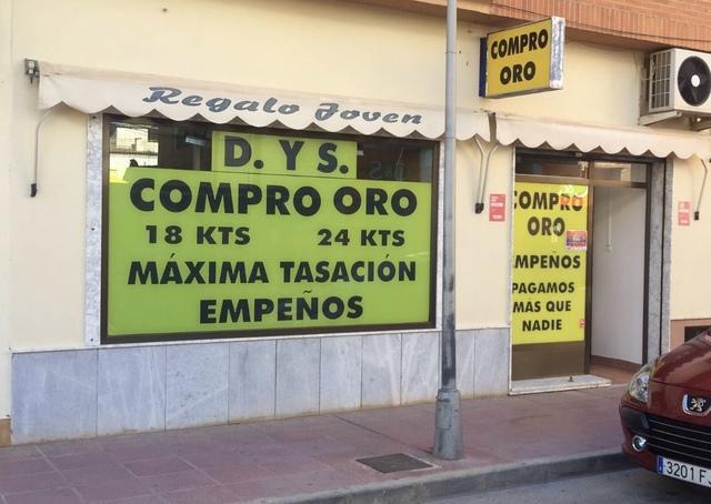 COMPRO ORO Y EMPEÑOS  SAN JAVIER - foto 4