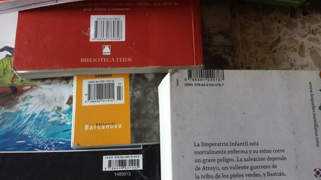 LIBROS DE LECTURA DE 2 ° Y3 ° ESO - foto 2