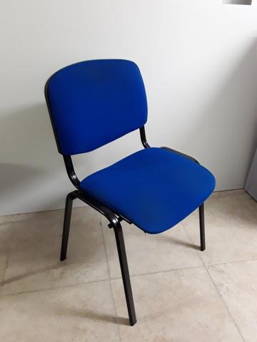 sillas fijas de escritorio