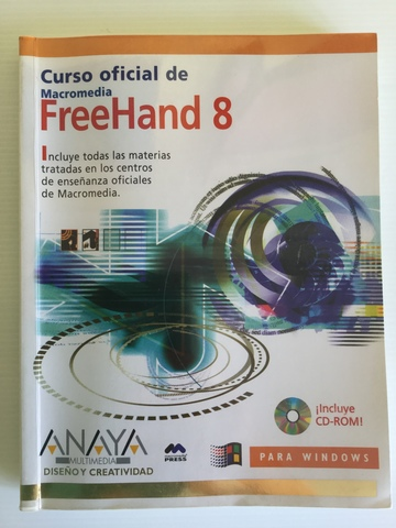 MACROMEDIA FREEHAND 8 INCLUYE CD-ROM - foto 1