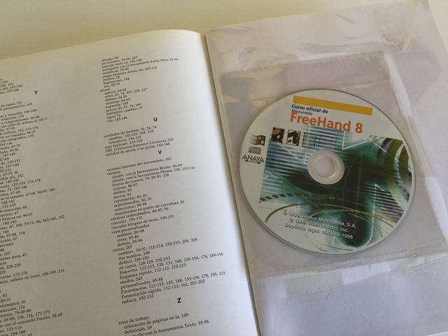 MACROMEDIA FREEHAND 8 INCLUYE CD-ROM - foto 9