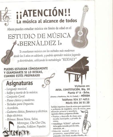 CLASES DE LENGUAJE MUSICAL Y OPOSICIONES - foto 1