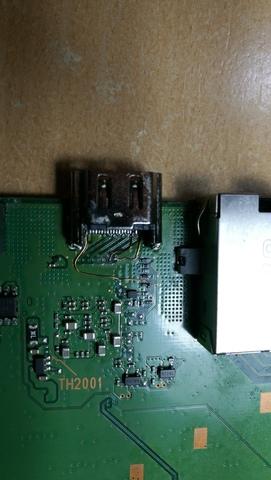 RESCONSTRUYEN PISTA HDMI PS4 - foto 4