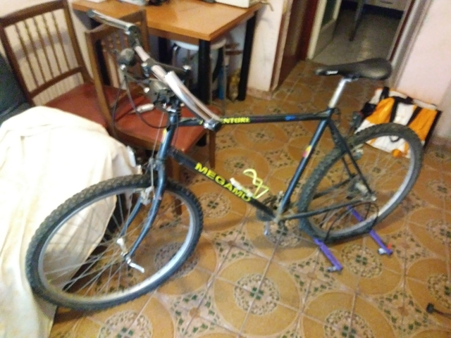 Bicicleta Megamo Adventure 26