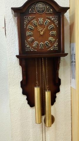 Vendo Reloj De Pared Mecanico