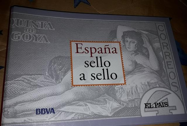 Coleccion De Sellos España Sello A Sello