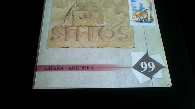 Sellos España 1999
