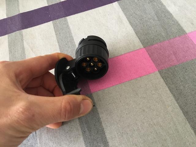 Adaptador Unitec De 13 Pin A 7 Pin