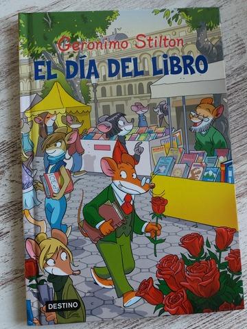 LIBROS GERONIMO STILTON (NUEVOS) - foto 2