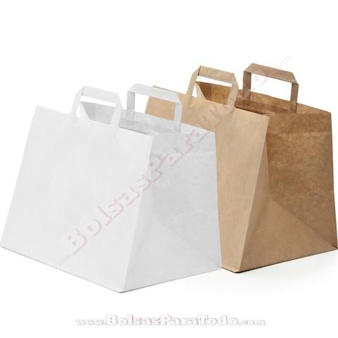 tienda en malaga bolsas papel balncas