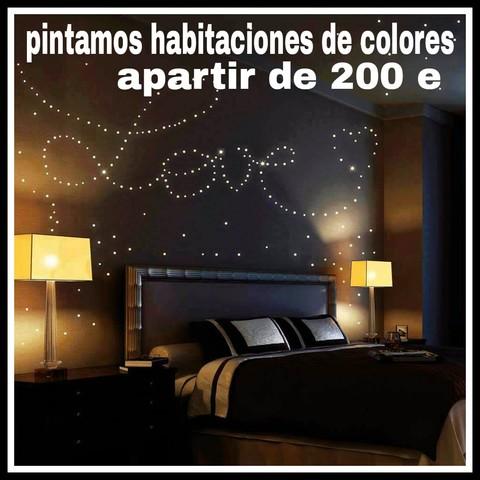 PINTAMOS HABITACIONES  DE COLORES - foto 2
