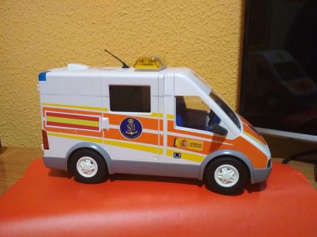 Mano Ambulancia Playmobil Y Anuncios Anuncios com Segunda Mil PXuOZik