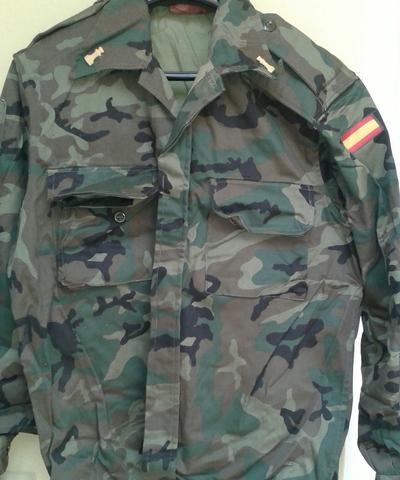 hermoso estilo Calidad superior estilo atractivo MIL ANUNCIOS.COM - Chaqueta militar ejercito español Segunda ...