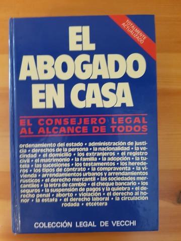 LIBRO EL ABOGADO EN CASA - foto 2
