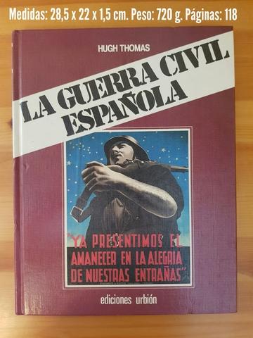 LIBRO LA GUERRA CIVIL ESPAÑOLA - foto 1