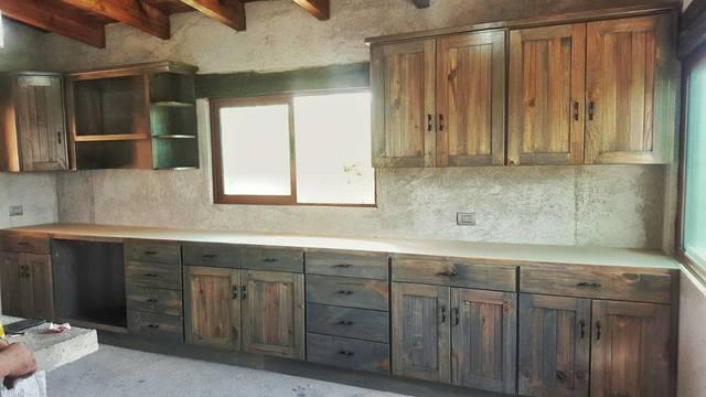 MIL ANUNCIOS.COM - Puertas de madera para cocinas rusticas