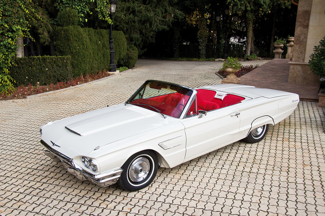 FORD - THUNDERBIRD CONVERTIBLE 1965 - foto 1