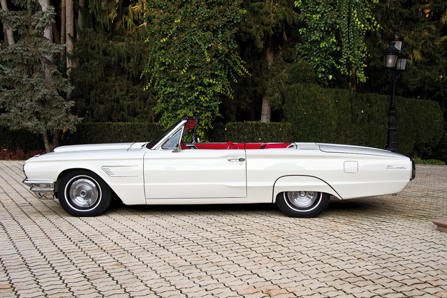 FORD - THUNDERBIRD CONVERTIBLE 1965 - foto 2