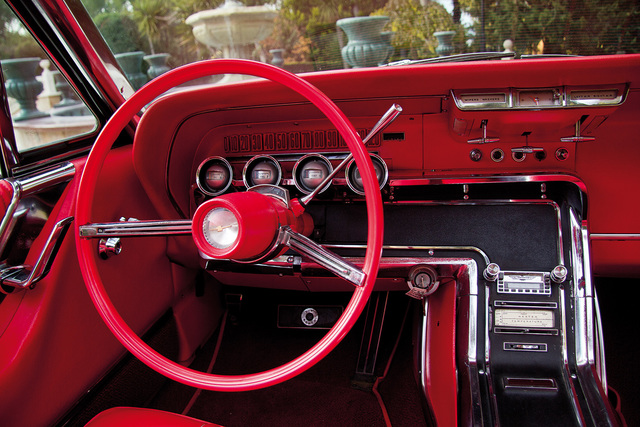 FORD - THUNDERBIRD CONVERTIBLE 1965 - foto 5