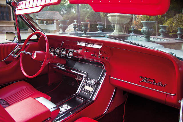 FORD - THUNDERBIRD CONVERTIBLE 1965 - foto 6