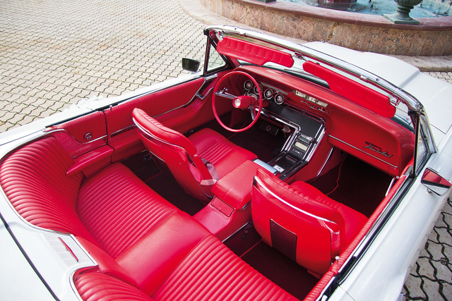 FORD - THUNDERBIRD CONVERTIBLE 1965 - foto 7