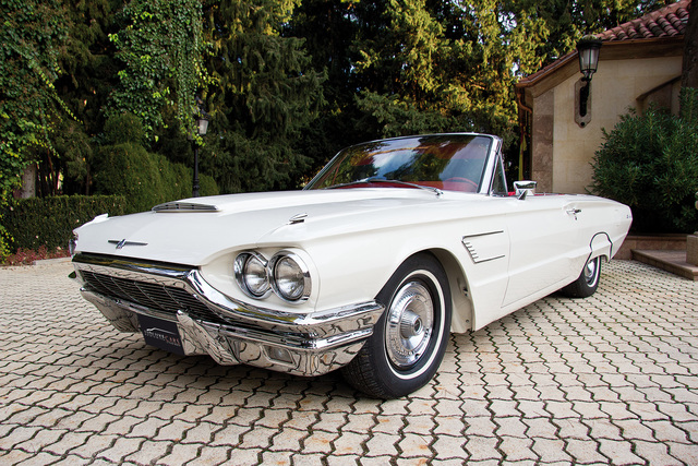 FORD - THUNDERBIRD CONVERTIBLE 1965 - foto 8