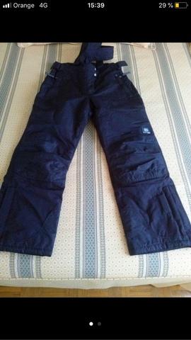 Pantalón Esquí Mujer
