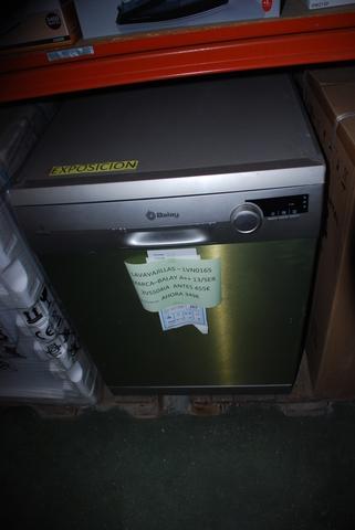 lavavajillas balay 3vs504ia inox