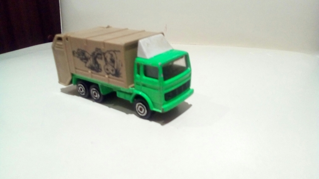 Camión Basura Majorette