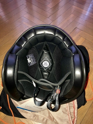 CASCO YAMAHA FASTER SONS CARBONO - foto 5