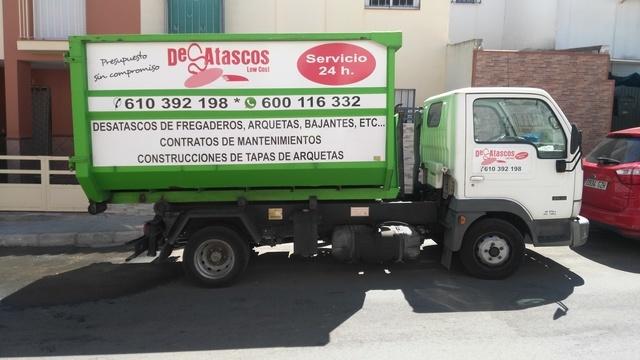 OLIVA DE LA FRONTERA DESATASCOS 24H.  - foto 1