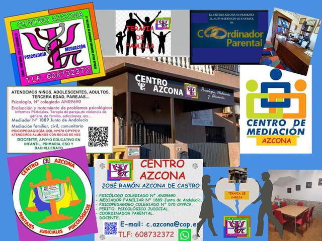 CENTRO AZCONA,  PSICOLOGÍA Y MEDIACIÓN - foto 1