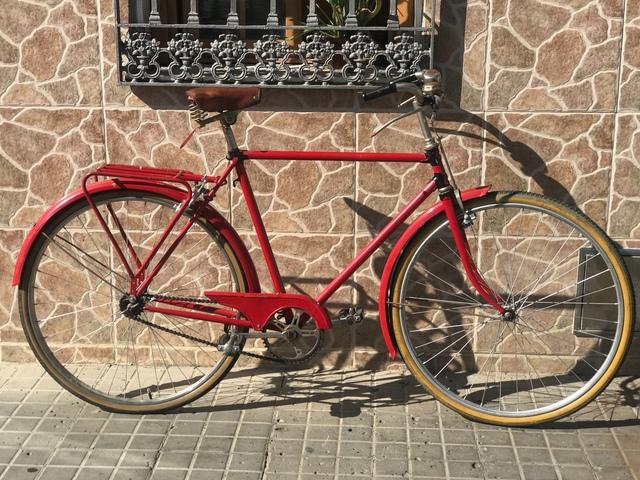 Bicicleta De Varillas Orbea