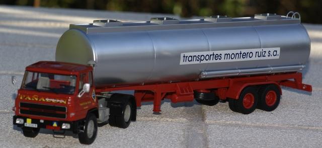 Camion Articulado, Barreiros 42/38T, Cis